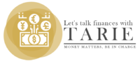 Lets talk finances with Tarie